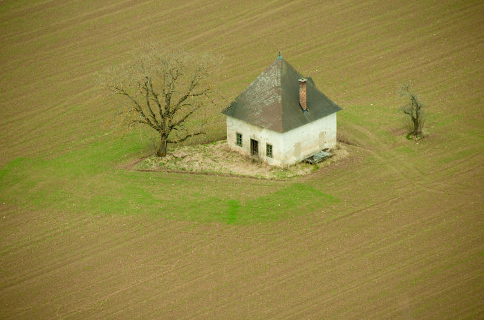 Lonely House In Carinthia