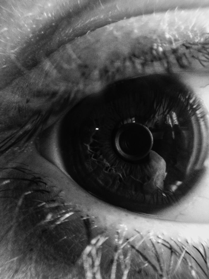 My Eye (iphone 4s And Macro Lens Worth 5$ :p)
