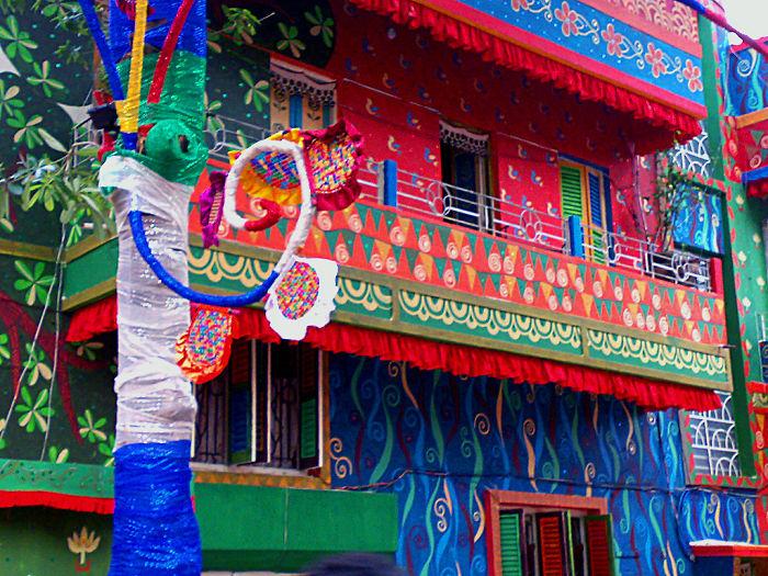 House In Kolkata Near Badamtala Asar Sangha