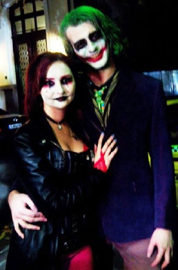 Joker & Harley