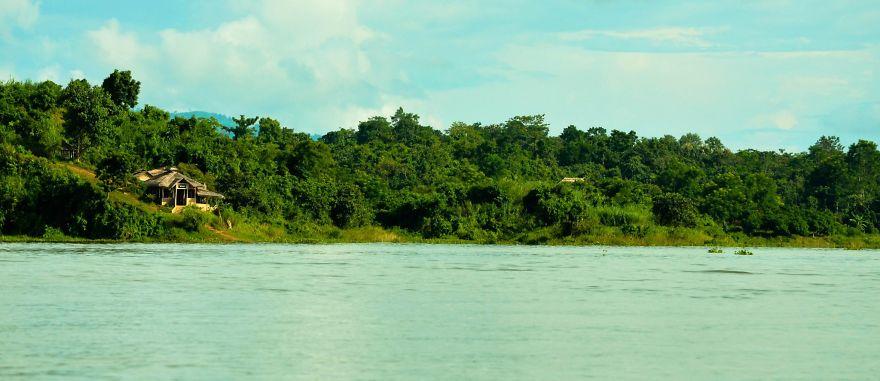 Kaptai Lake, Rangamati, Bangladesh