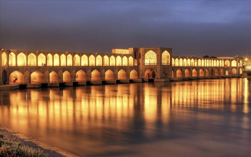 Siosepol,isfahan,iran