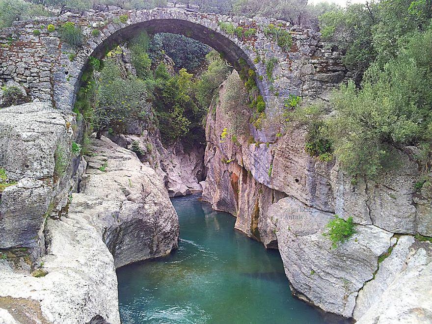 Köprülü Kanyon, Antalya-turkey