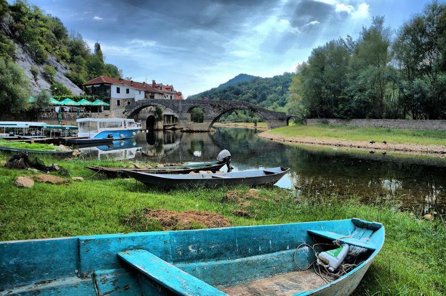 Rijeka Crnojevica - Montenegro