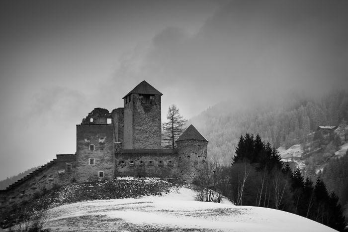 Burg Heinfels Castle – Austria