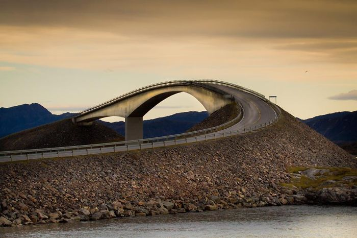 Atlantic Road – Norway.