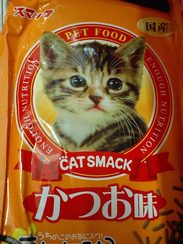 For When Kitty Needs A Fix.