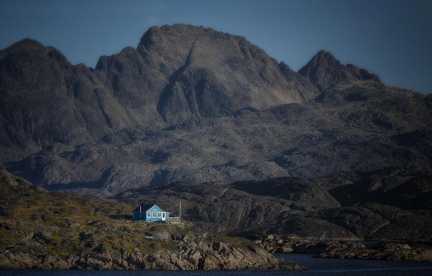 Maniitsoq, West Greenland