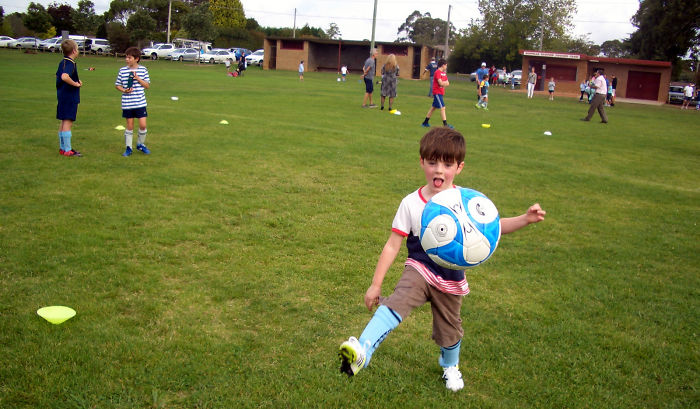 Soccer, Under Six, Australia