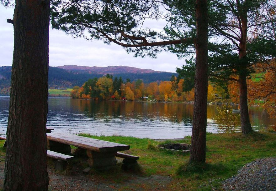 Hoston, Mid-norway, Down By The Waterside...