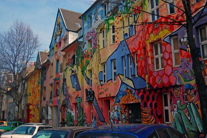 Dussseldorf, Keifernstrasse