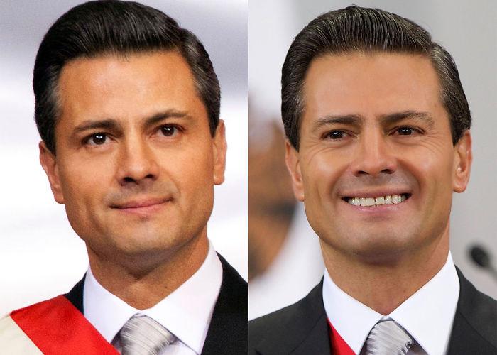 President Of Mexico, Enrique Peña Nieto, 2012-2014