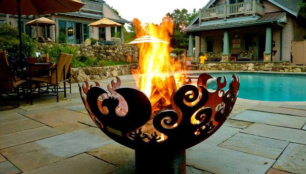 Phoenix Fire Bowl