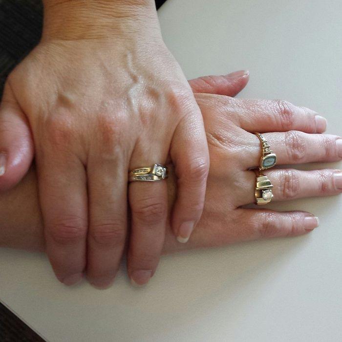 Francesca's Hands