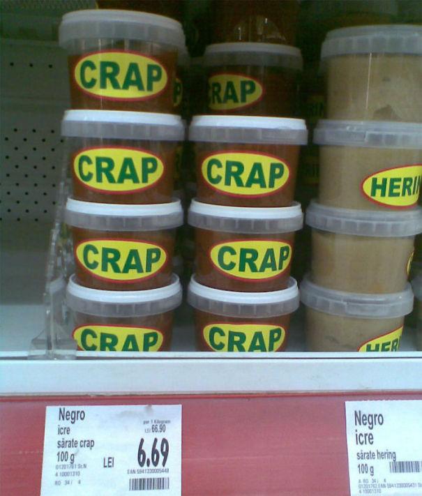 Crap In A Box