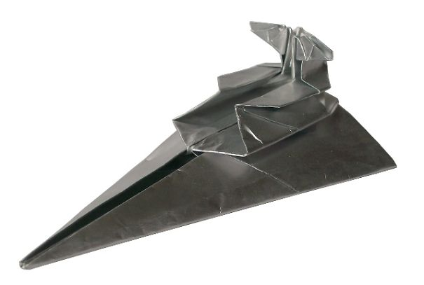 Highly Detailed Origami Models Of Star Wars Vehicles ... - photo#10