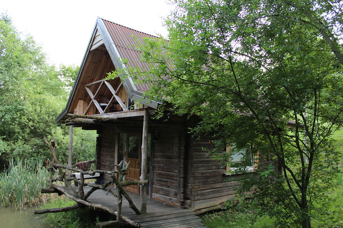 Tiny House In The Woods, Lithuania