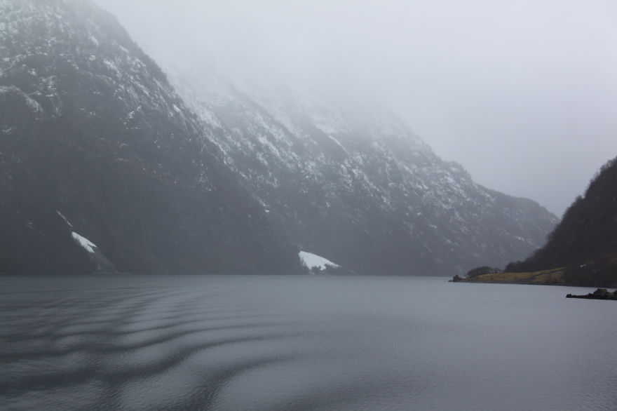 Near Undredal, Norway