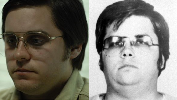 Jared Leto As Mark David Chapman In Chapter 27. | Bored Panda