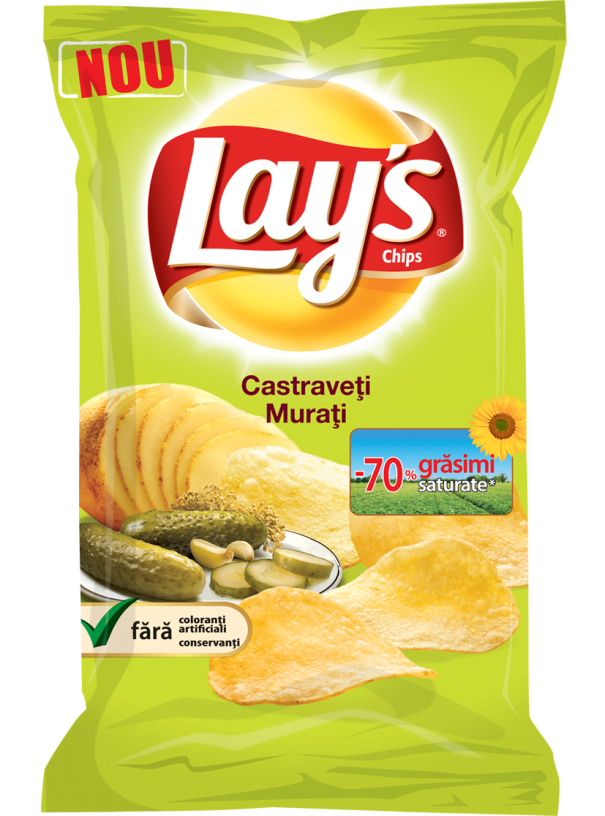 Pickles Flavour (romania)