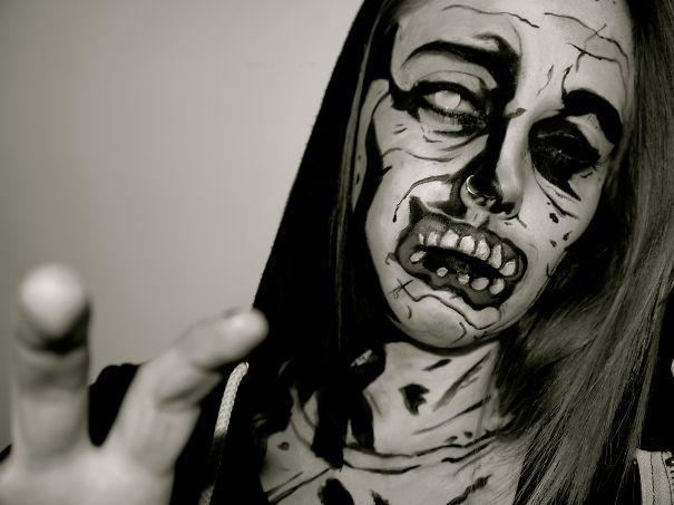 Walking Dead Comic Book Zombie