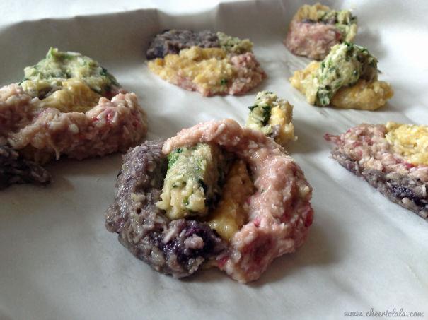 Paleo Unicorn Poop Cookies
