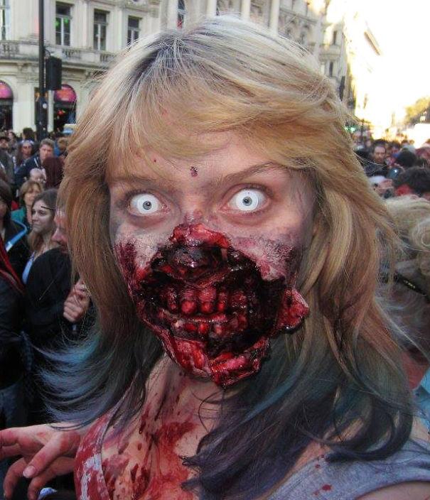 World Zombie Day London 2014