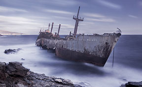 Share Your Pictures Of Stranded Ships