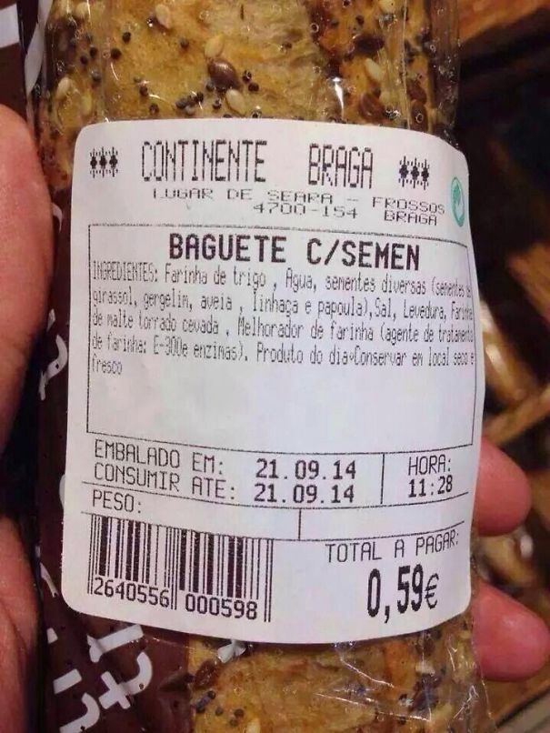 Baguette With What?