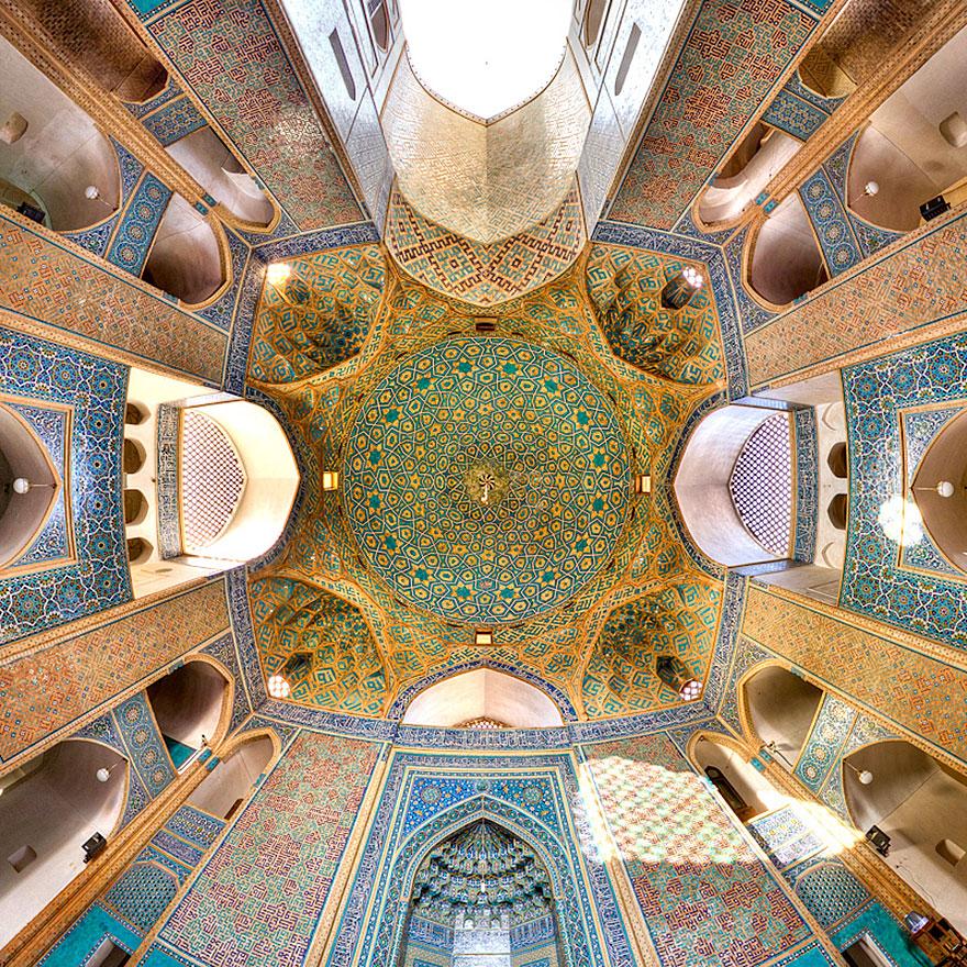 Jame Mosque of Yazd, Yazd, Iran