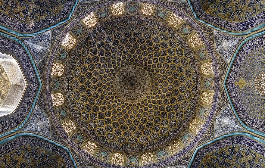Sheikh Lutf Allah Mosque, Isfahan, Iran