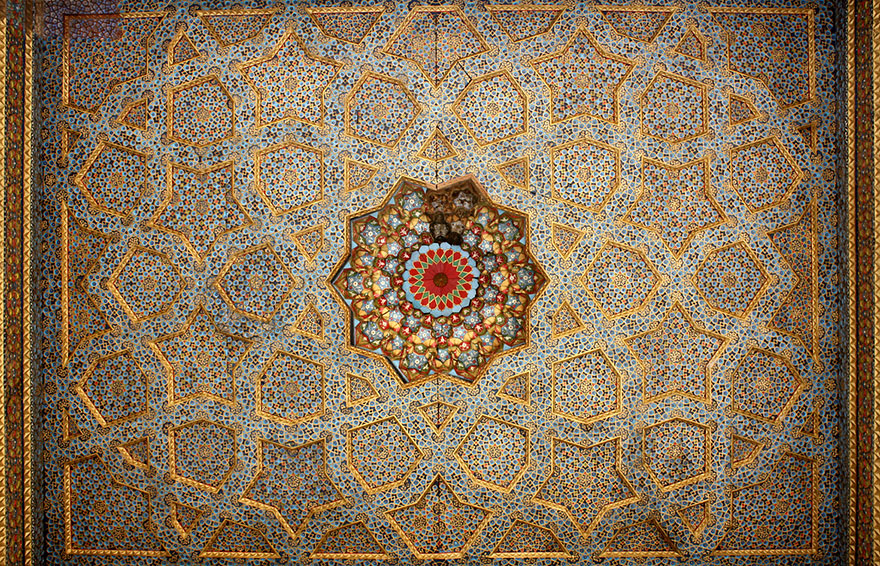 Bahaud-Din Naqshband Mausoleum, Bukhara, Uzbekistan