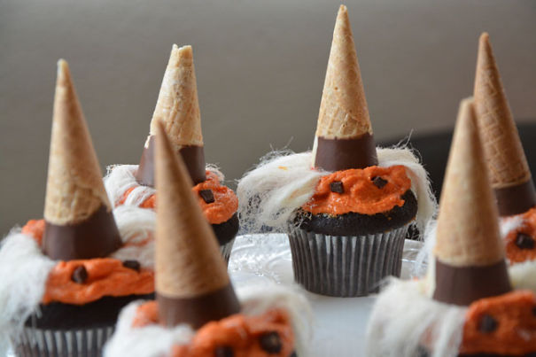 Spooky Halloween Cupcakes From Breadonbutter