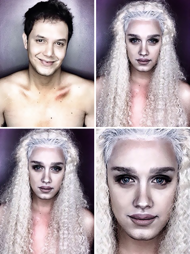 Makeup Transformations - buzzfeed.com