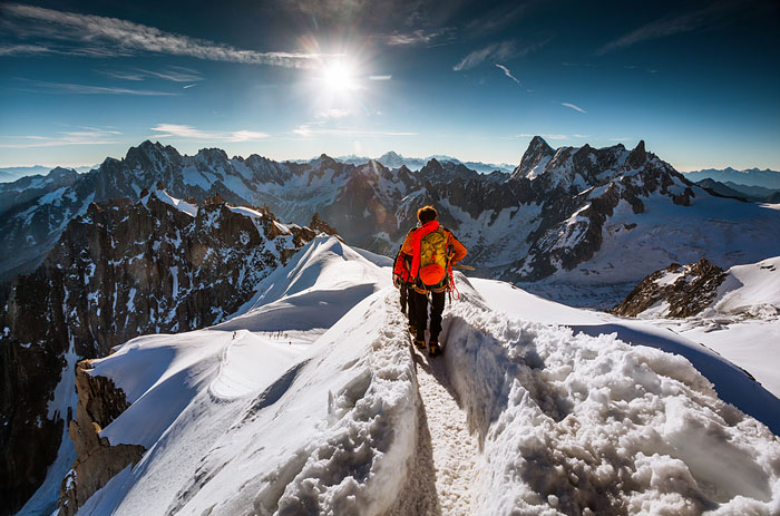 An Ordinary Day In An Extraordinary Place – Aiguille Du Midi (3842m)