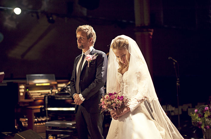 12-year-old Thea's Wedding Is Over. Did 37-year-old Geir Get His Childbride To Be?