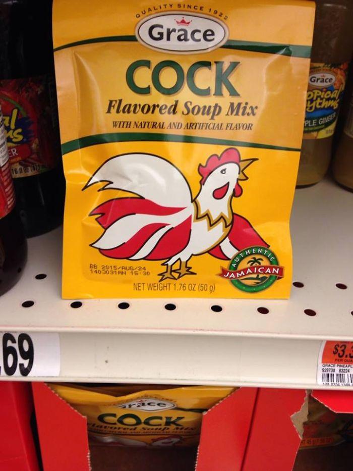 Cock Flavour Soup 38