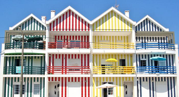 Houses In Costa Nova