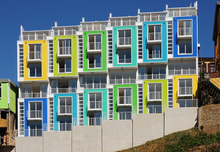 Lofts Yungay, Valparaíso, Chile