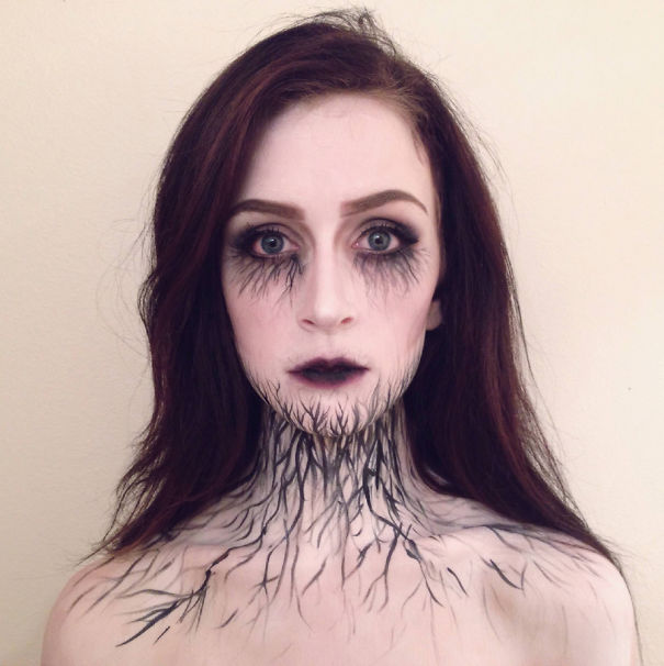 Infected Girl
