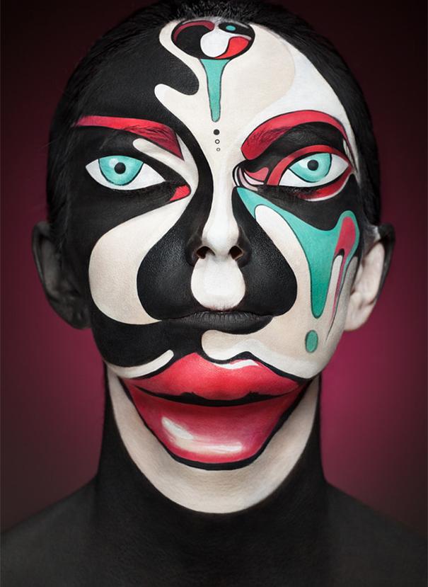 Artsy Make Up