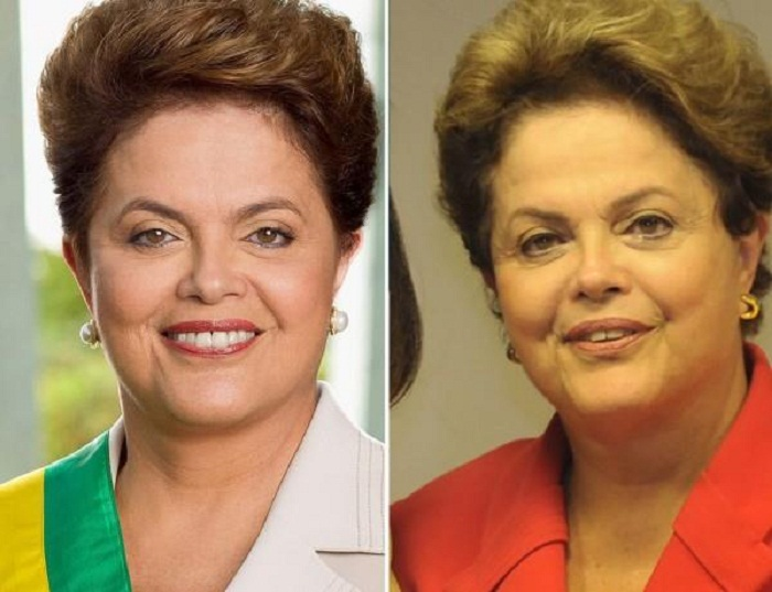 # President Of Brazil, Dilma Roussef, 2010/2014, Trying 2nd Election