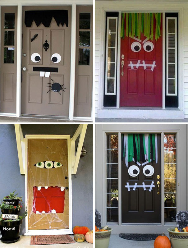 Monster Doors