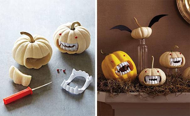 Dracula Pumpkins