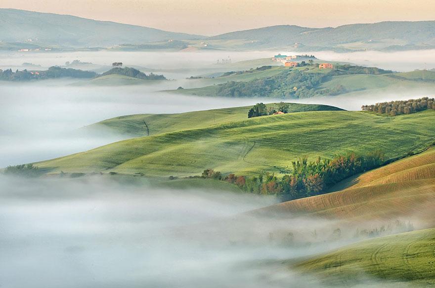 Awakening Of Tuscany