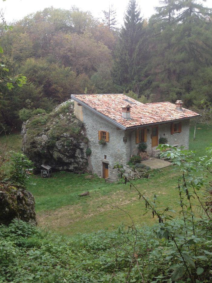 Rock House, Tenno, Italy