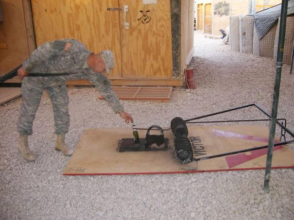 Soldier Trap