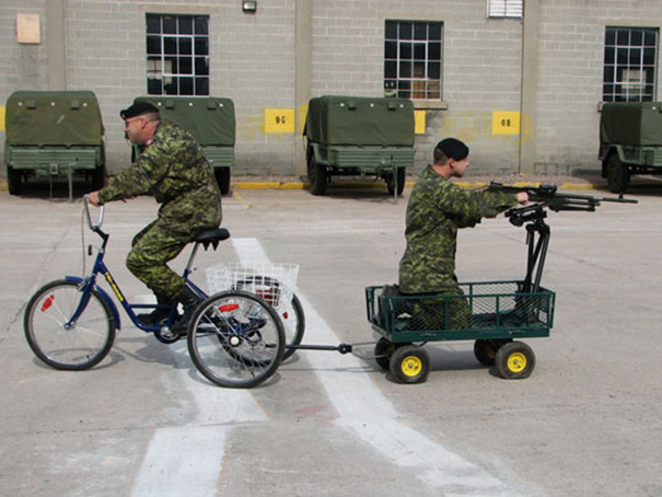 New Army Transportation
