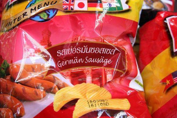 German Sausage Flavour