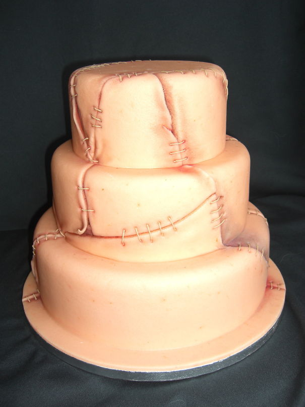 Skin Cake